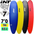 """[follows特別価格] [MADE IN USA] INT SURFBOARDS イント サーフボード THE CLASSIC クラシック TRI [7'0""""] ファンボード ミッドレングス ソフトボード サーフィン [即出荷] [営業所止め送料無料]"""