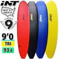 """[8/10まで follows特別SALE!!] [MADE IN USA] INT SURFBOARDS イント サーフボード THE CLASSIC クラシック TRI [9'0""""] ロングボード ソフトボード サーフィン [即出荷] [送料無料]"""