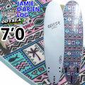 """[訳あり特別価格] [送料無料] キャッチサーフ catch surf ソフトボード Jamie O'Brien ジェイミー・オブライエン LOG ログ TRI  [7'0""""] odysea ソフトサーフボード ファンボード"""
