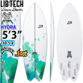 [6月下旬入荷] [送料無料] LIBTECH サーフボード リブテック HYDRA 5'3 ヒュドラ LOST ロスト MAYHEM メイヘム サーフィン ショートボード Lib Tech Surfboard