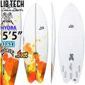 [6月下旬入荷] [送料無料] LIBTECH サーフボード リブテック HYDRA 5'5 ヒュドラ LOST ロスト MAYHEM メイヘム サーフィン ショートボード Lib Tech Surfboard
