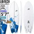 [6月下旬入荷] [送料無料] LIBTECH サーフボード リブテック HYDRA 5'7 ヒュドラ LOST ロスト MAYHEM メイヘム サーフィン ショートボード Lib Tech Surfboard
