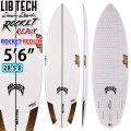 [7月中~下旬入荷] [送料無料] LIBTECH サーフボード リブテック ROCKET REDUX 5'6 ロケットレダックス LOST ロスト MAYHEM メイヘム サーフィン ショートボード Lib Tech Surfboard