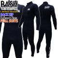 21 RASH ラッシュ ウェットスーツ JB LIMITED BACK ZIP バックジップ フルスーツ 3.5mm メンズ ウエットスーツ オールジャージ  数量限定 国産ウェットスーツ
