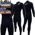 21 RASH ラッシュ ウェットスーツ MT LIMITED NO ZIP ノンジップ フルスーツ 3.5mm メンズ ウエットスーツ オールジャージ  数量限定 国産ウェットスーツ