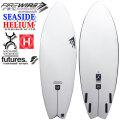 [5.6 5.7 5.8即出荷可能] FIREWIRE SURFBOARDS ファイヤーワイヤー サーフボード SEASIDE シーサイド HELIUM Rob Machado ロブ・マチャド ショートボード [条件付き送料無料]