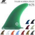 True Ames Fin トゥルーアムス フィン Tyler Warren Pivot 9.75 タイラー ウォーレン ピボット センターフィン