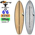 torq surfboard トルク サーフボード ACT BIGBOY 6'6 ビッグボーイ ショートボード future 5Plug [送料無料]