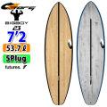torq surfboard トルク サーフボード ACT BIGBOY 7'2 ビッグボーイ ファンボード future 5Plug [送料無料]