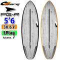torq surfboard トルク サーフボード ACT PG-R 5'6 ピージーアール ショートボード future 5Plug [送料無料]