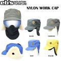 15-16 eb's エビス NYLON WORK CAP スノーボード 帽子