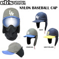 15-16 eb's エビス NYLON BASEBALL CAP スノーボード CAP 帽子