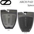 [予約商品7月下旬以降入荷予定]スレーター デザイン SLATER DESIGNS サーフィン デッキパッド 3ピース FLAT PAD FireWire