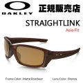 [代引き手数料無料] オークリー サングラス OAKLEY ストレートリンク STRAIGHT LINK 9336-02 日本正規品 アジアンフィット