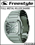 FreeStyle (フリースタイル) 腕時計 FS101061 FULL METAL KILLER SHARK フルメタルキラーシャーク ラッピング可