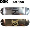 【現品1本限りの特別価格】 DGK デッキ ディージーケー スケートボード DECK FASHION 8.0インチ 7.8インチ D-[6][7]