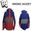 [現品限り特別価格] [旧モデル] AA hardwear 15-16 ダブルエー ウエア メンズ SMOKE JACKET スモークジャケット スノーボード SNOW WEAR ウェアー