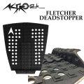 [送料無料] ASTRODECK アストロデッキ デッキパッド FLETCHER DEADSTOPPER フレッチャー・デッドストッパー ショートボード用 3ピース