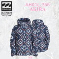 代引料無料 17-18 BILLABONG スノーボードウェア ビラボン スノーウェア AKIRA AH01L-755 レディース ジャケット フード パーカー SNOW