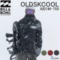 18-19 BILLABONG スノーボードウェア AI01M-758 ビラボン スノーウェア OLDSKOOL メンズ ジャケット SNOW JACKET