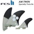 FCS2 サーフボード フィン AM TWIN PC パフォーマンスコア エフシーエス2