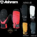 16-17 Ashram アシュラム グローブ ARMA2 アルマツー ミトングローブ 手袋