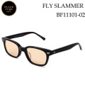 2019 ブラックフライ サングラス [BF-11101-02] FLY SLAMMER フライスラマー BLACK FLYS [BLACK_ORANGE]