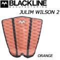 [アウトレット] BLACKLINE ブラックライン デッキパッド JULIM WILSON 2  ジュリム・ウィルソン 2  3ピース