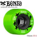 BONES WHEEL ROUGH RIDER WRANGLERS GREEN ボーンズ ウィール スケボー [B-1] 56mm スケートボード ストリート系