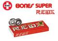 BONES BEARINGS 【ボーンズ】 スケートボード ベアリング SUPER REDS 【スーパーレッズ】 スケボー sk8