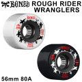 BONES WHEEL ROUGH RIDER WRANGLERS ATF ボーンズ ウィール スケボー [33] [34] 56mm スケートボード ストリート系