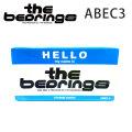 THE BEARING ABEC3 ザ ベアリング スケートボード パーツ ウィール スケボー sk8