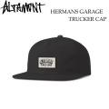 キャップ ストリート ALTAMONT アルタモント HERMANS CAP スケートボード系アパレル