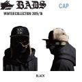 15-16 BADS ウェア バダス スノーボードウェア EAR CAP イヤー キャップ