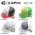 CAPIX キャピックス ヘルメット SKATE CAP スケートキャップ (スノーボード・スケート・自転車・BMX・ウェイクボード)ヘルメット プロテクター