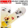 CHOCOLATE チョコレート スケートボード コンプリート HOLIDAY COMPLETES RAVEN TERSHY レイヴン・ターシー [CH-117] [CH-118] 完成品 スケボー SKATE BOARD COMPLETE