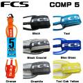 リーシュコード ショートボード用 FCS リーシュコード COMP 5 FEET コンプ 5 フィート リーシュコード サーフィン