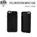 DEATH LENS デスレンズ DEATH  DIGITAL FULL PROTECTION IMPACT CASE iPhone 6/6S用(アイフォンケース)