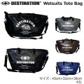 Destination ディスティネーション Wetsuits Tote Bag ウェットトートバッグ 42L