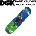 DGK デッキ ディージーケー スケートボード HOOD LEAGUE シリーズ [D-26] SKATEBOARD DECK スケボー