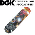 DGK デッキ ディージーケー スケートボード APOCALYPSE シリーズ [D-31] SKATEBOARD DECK スケボー