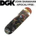 DGK デッキ ディージーケー スケートボード APOCALYPSE シリーズ [D-33] SKATEBOARD DECK スケボー