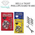 DIAMOND SUPPLY ダイヤモンド サプライ HELLA TIGHT PHILLIPS HARD WARE スケートボード ビス ダイアモンド スケボー パーツ