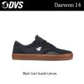 現品限り特別価格 DVS ディーブイエス スケートシューズ Daewon 14(005)Black_Gum_Suede_Canvas メンズ スニーカー SK8 シューズ