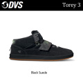 現品限り特別価格 DVS ディーブイエス スケートシューズ TOREY 3(005)Black_Suede メンズ スニーカー SK8 シューズ