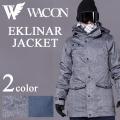 18-19 WACON スノーボードウェア メンズ EKLINAR エクリナール ワコン スノボジャケット