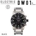 [現品限り特別価格] [旧モデル] ELECTRIC エレクトリック 腕時計 【DW01 EW3001 SS BLACK】 [WATCH・時計] 【ラッピング可】