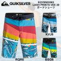 2017 QUIKSILVER クイックシルバー メンズ サーフパンツ LASH PRINTS VEE 20 [EQYBS03583] 水着 ボードショーツ サーフトランクス
