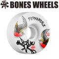 BONES WEELS ボーンズ ウィール FERNANDEZ SPARROW 54mm [STF] スケートボードウィール 正規品