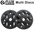 FLUX フラックス Multi Discs マルチディスク ビンディング バインディング パーツ スノーボード [ 4×4 2ホール 対応 ]
